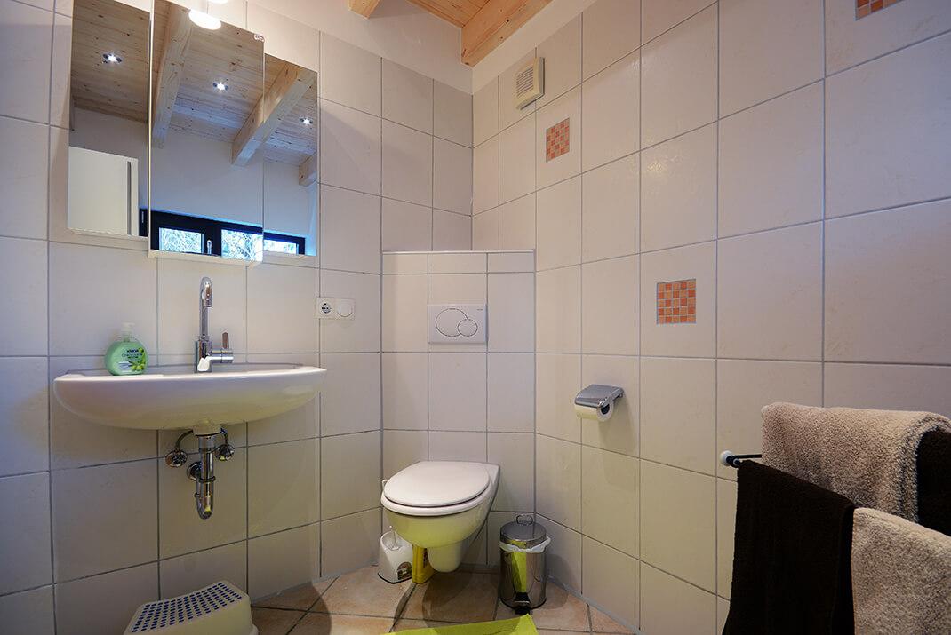 Meerflair - Badezimmer
