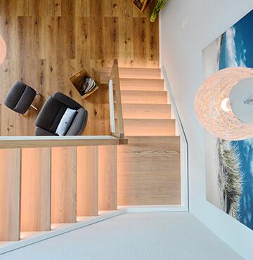 Meerblick - Treppe