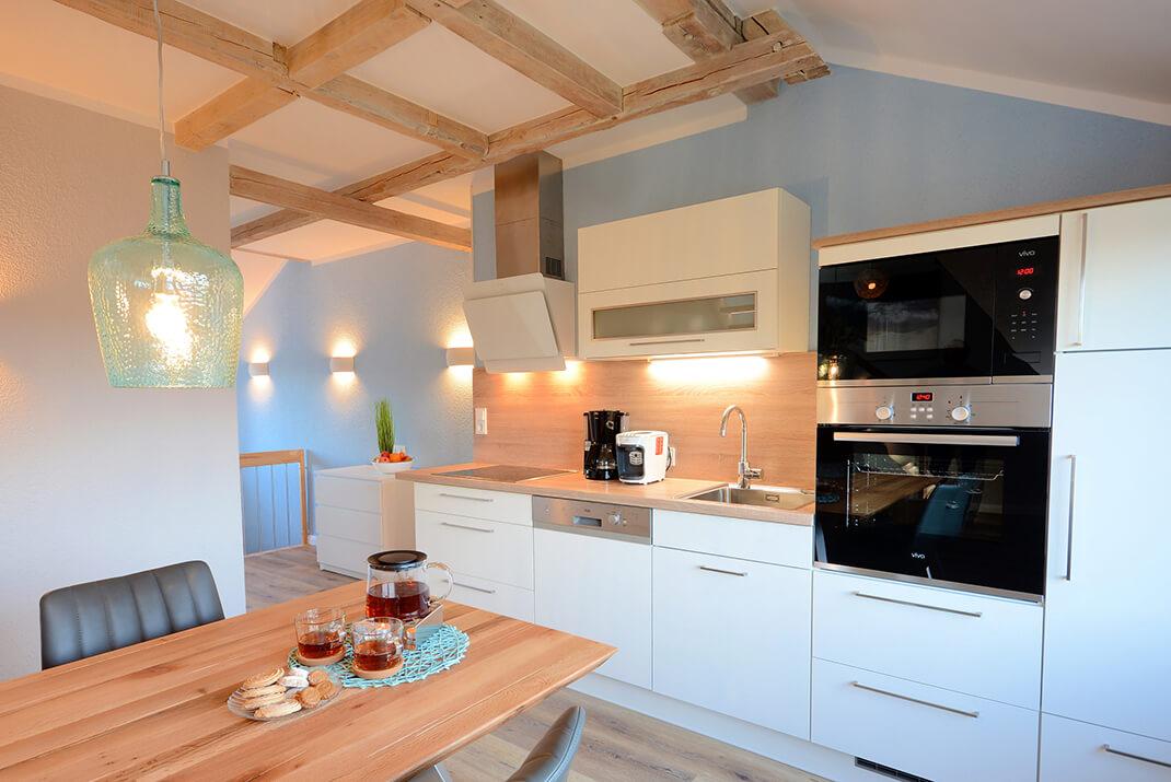 Meerblick - Küche