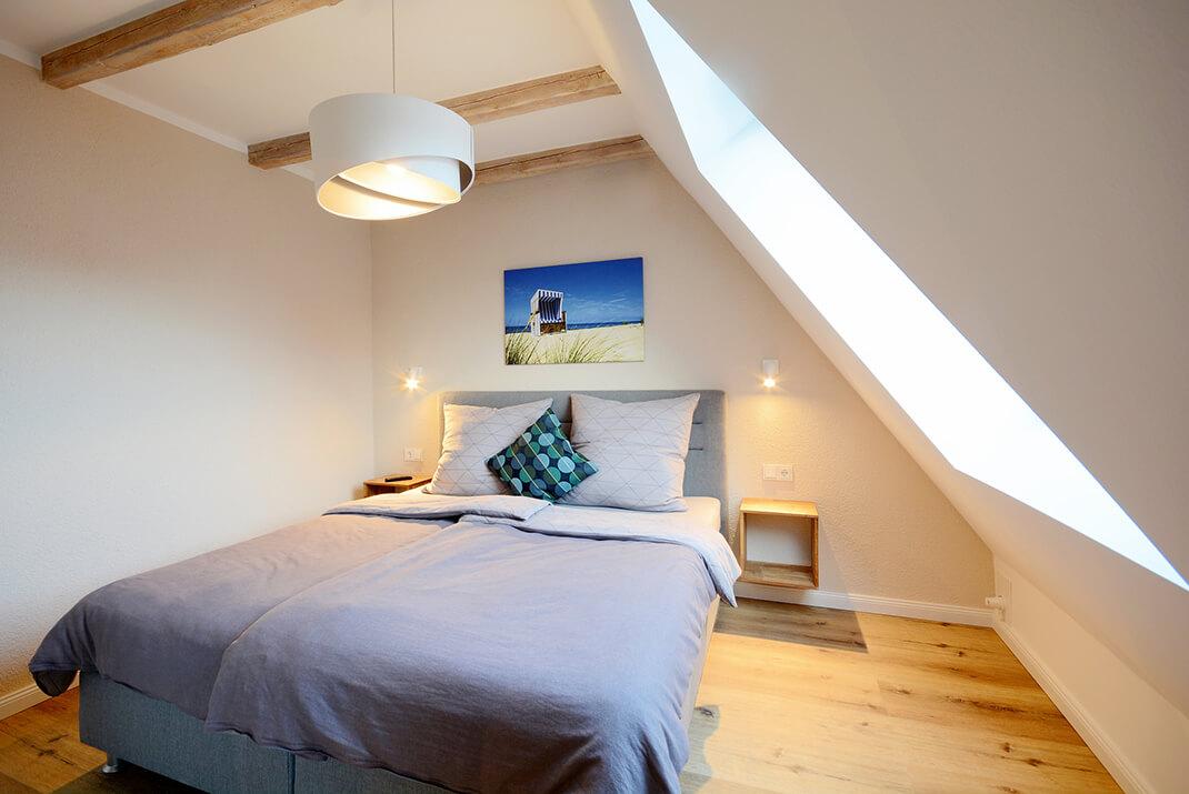 Meerblick - Schlafzimmer