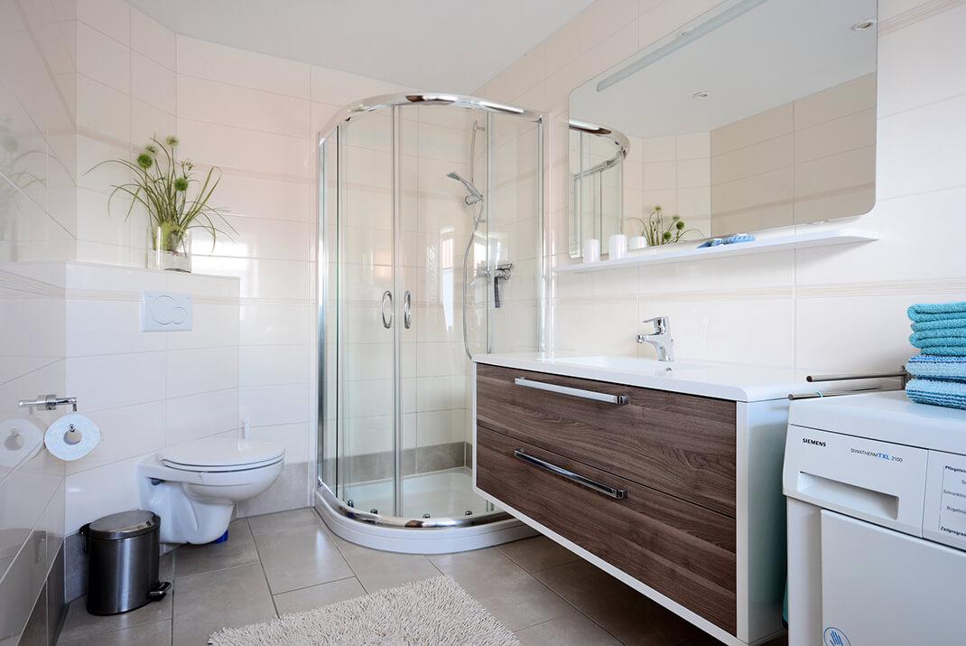 Meerblick - Badezimmer
