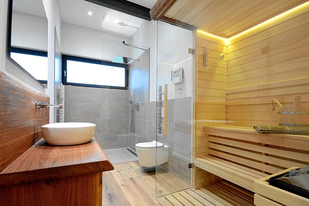 Deichloft - Badezimmer