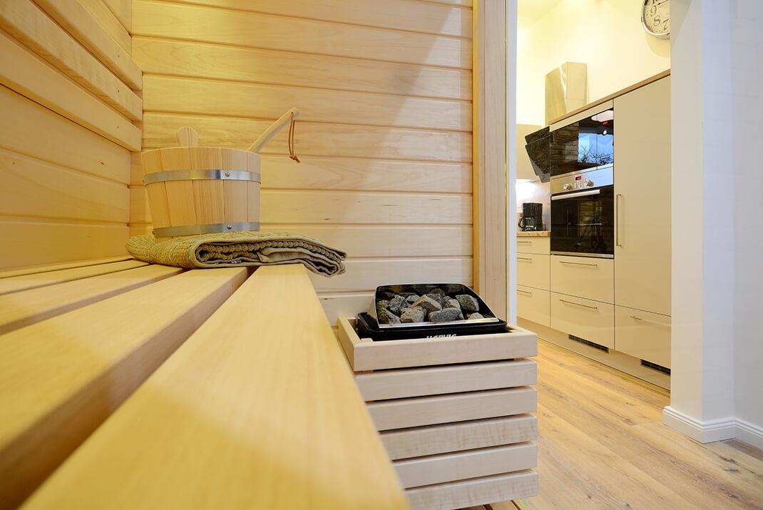 Deichloft - Sauna