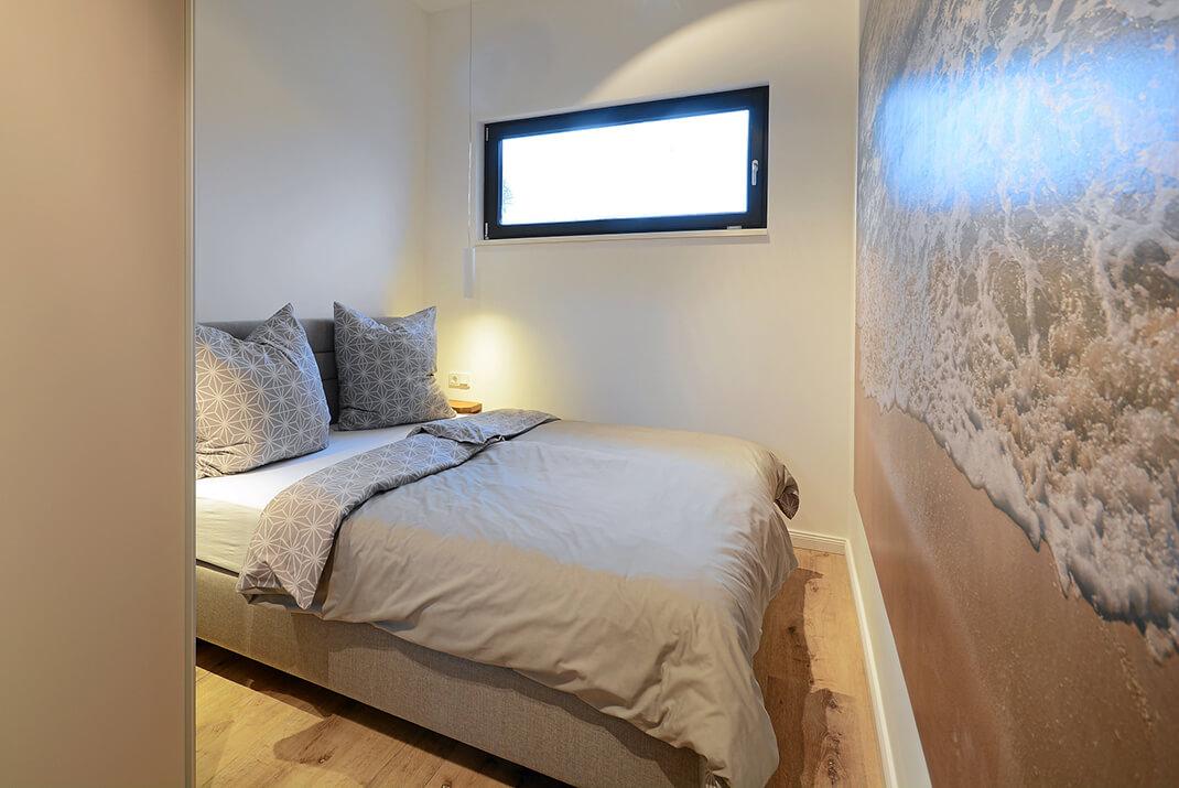 Deichloft - Schlafzimmer